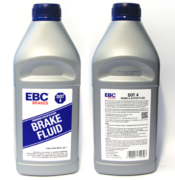 EBC Brakes remvloeistof BF004(1L)